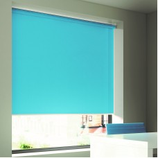 Dim-Out Azure Roller Blind- Extra Wide