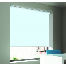 Dim-Out Powder Roller Blind- Extra Wide