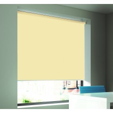 Dim-Out Oatmeal Roller Blind- Extra Wide