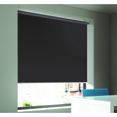 Dim-Out Raven Roller Blind- Extra Wide