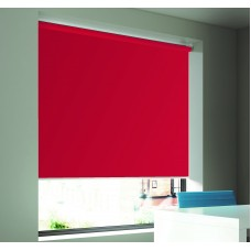 Dim-Out Scarlet Roller Blind- Extra Wide