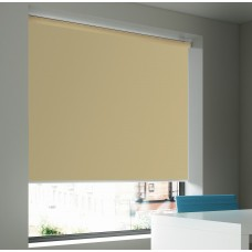 Dim-Out Mushroom Roller Blind- Extra Wide