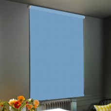 Dim-Out Mineral Blue Roller Blind