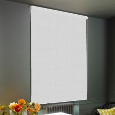 Dim-Out White Roller Blind